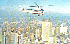 Chicago Il Chicago Helicopter Airways P39192