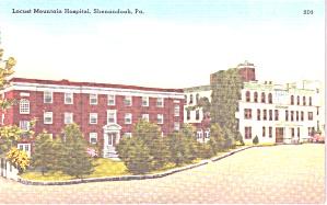 Shenandoah PA Locust Mountain Hospital p39209 (Image1)