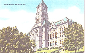 Pottsville PA Court House  p39219 (Image1)