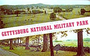 Gettysburg Military Park PA Cemetery Ridge p39265 (Image1)
