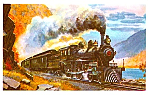 Pittsburgh And Lake Erie New York Central System Steam Loco P39321