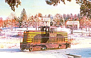 Grafton And Upton Railroads General Electric Number 9 P39327