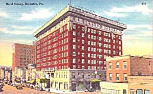 Scranton PA Hotel Casey p39356 (Image1)