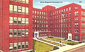 Scranton PA State Hospital  p39366 (Image1)