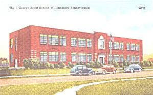Williamsport PA J George Becht School p39388 (Image1)