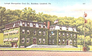 Lansford PA Lehigh Navigation Coal Co p39400 (Image1)