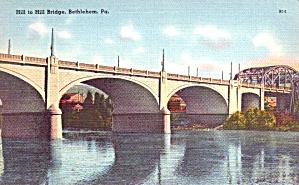 Bethlehem PA  Hill to Hill Bridge p39404 (Image1)