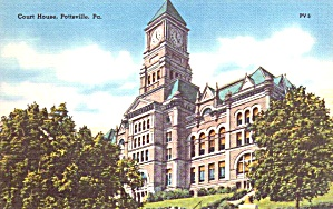 Pottsville PA  Court House p39408 (Image1)
