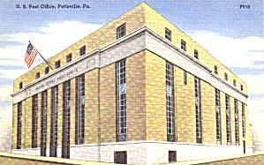 Pottsville PA U S Post Office p39412 (Image1)
