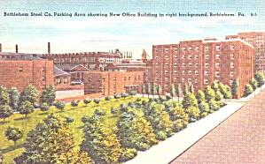 Bethlehem PA Bethlehem Steel Co New Office Bldg p39425 (Image1)