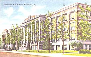 Allentown PA Allentown High School  p39435 (Image1)