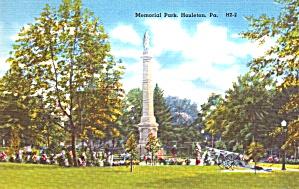 Hazelton PA Memorial Park  p39442 (Image1)