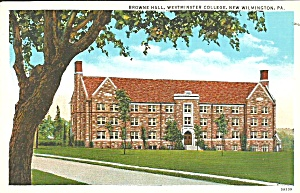 Wilmington PA Browne Hall Westminister College P39597 (Image1)