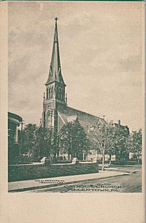Allentown PA Cathoic Church P39607 (Image1)