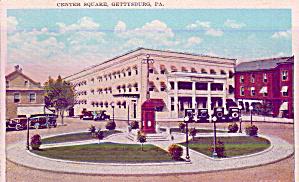 Gettysburg PA Center Square p39679 (Image1)