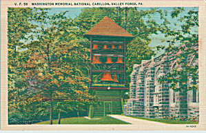 Valley Forge Pennsylvania Washington Memorial National Carillon p39688 (Image1)
