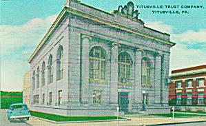 Titusville PA Titusville Trust Company p39696 (Image1)