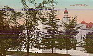 State College Pennsylvania Auditorium (Image1)