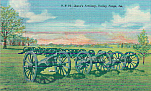 Valley Forge Pennsylvania Knox s Artillery p39700 (Image1)