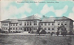 Columbus Ohio Ohio State University Townsend Hall P39816 (Image1)