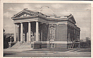 Lancaster South Carolina Lancaster Presbyterian Chrch (Image1)