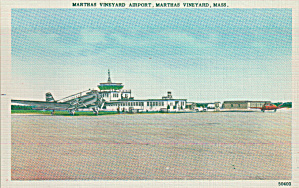 Marthas Vineyard Massachusetts Marthas Vineyard Airport P39959