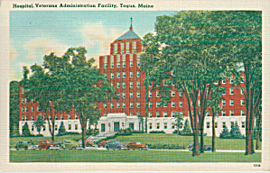 Togus Maine Veterans Administration Hospital P39977