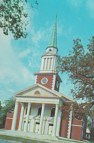 Aiken South Caralina First Baptist Church p39989 (Image1)