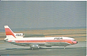 PSA Pacific Southwest Airlines L-1011 N10112  p40028 (Image1)