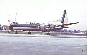 Eastern Airlines Lockheed L-188 P40054