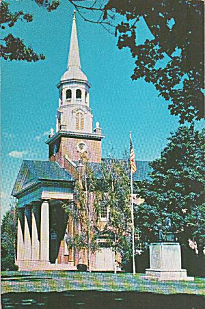 Lutheran Seminary Gettysburg Pennsylvania Postcard P40343 (Image1)
