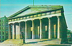 Philadelphia Pennsylvania Second Bank of the United States p40501 (Image1)