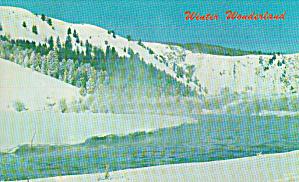 Winter Wonderland Snow Scene p40526 (Image1)