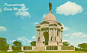 Gettysburg Pennsyvania Field of Battle  State Memorial p40547 (Image1)