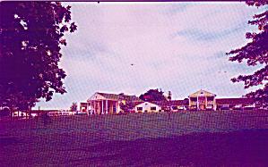Denver Pennsylvania Colonial Motor Lodge Postcard P40562 (Image1)