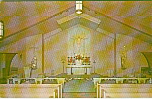 Westminster Colorado Holy Trinity Catholic Church Postcard P40613 (Image1)