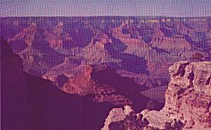 Grand Canyon of Arizona Postcard P40709 (Image1)