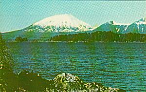 Near Stko Alaska Magnificent Mount Edgcomb Postcard 40721 (Image1)