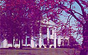 Huntsville Alabama Oaklawn Plantation Postcard P40732 (Image1)