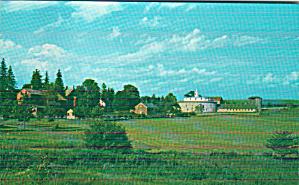 Pittsfield Massachusetts Hancock Shaker Village Round Barn P40789 (Image1)