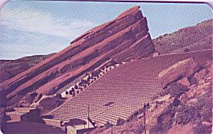 Denver Mountain Parks Colorado Red Rocks Theatre p40861 (Image1)