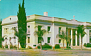 Escondido California First Methodist Church Postcard P40882 (Image1)