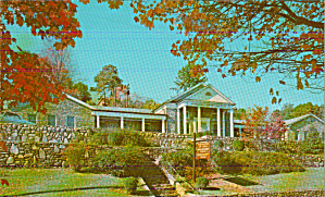Lake Junaluska North Carolina World Methodist Building P41055 (Image1)