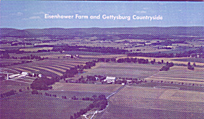 Gettysburg Pennsyvania Eisenhower Farm Countryside P41068 (Image1)