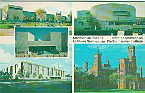 Washington DC Smithsonian Museum in Five Views P41107 (Image1)