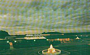 Citrus Heights California Fountain Square Postcard P41111 (Image1)