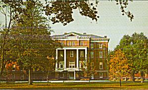 Dover Delaware Wesley College Old Main ostcard P41160 (Image1)