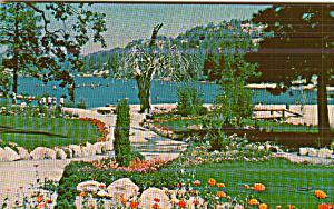 Crestline California Lake Gregory Club San Moritz P41164 (Image1)