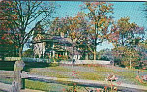 Washington Crossing Park Bucks County Pennsylvania Neely House P41165 (Image1)