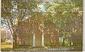 Mooresville Alabama Ante Bellum Methodist Church P41243 (Image1)